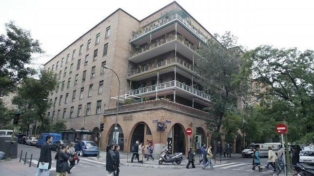 La Casa de las Flores de Pablo Neruda.De paseo por el Madrid de los literatos