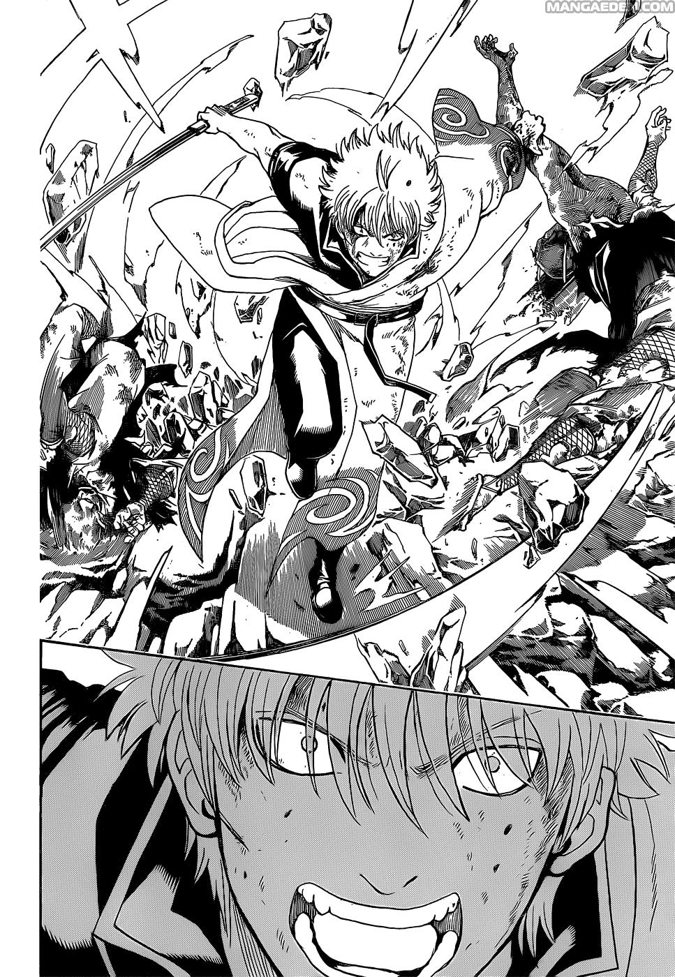 Manga Gintama Chapter 544 Page 1 Manga, Read manga
