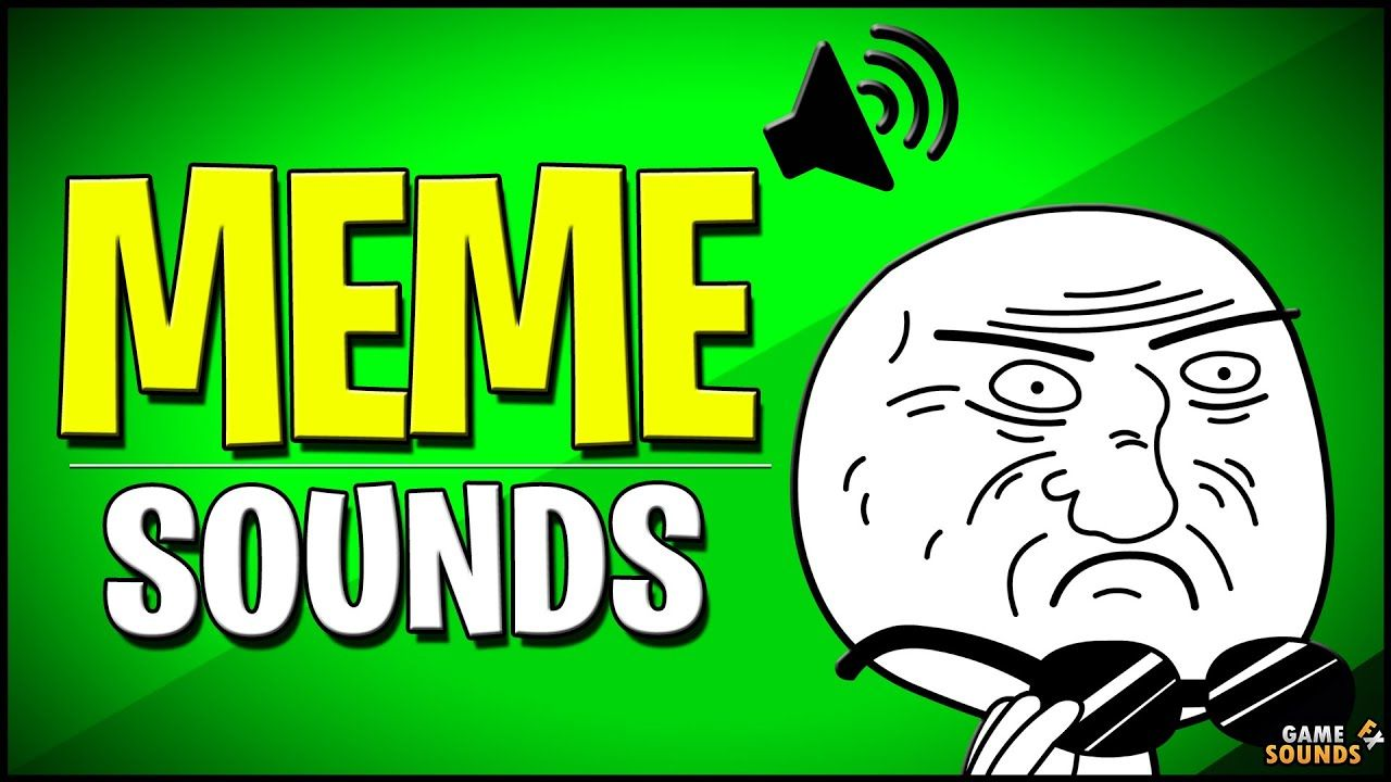 Most Popular Meme Sounds In 2020 Memes Meme Indonesia Famous Youtubers