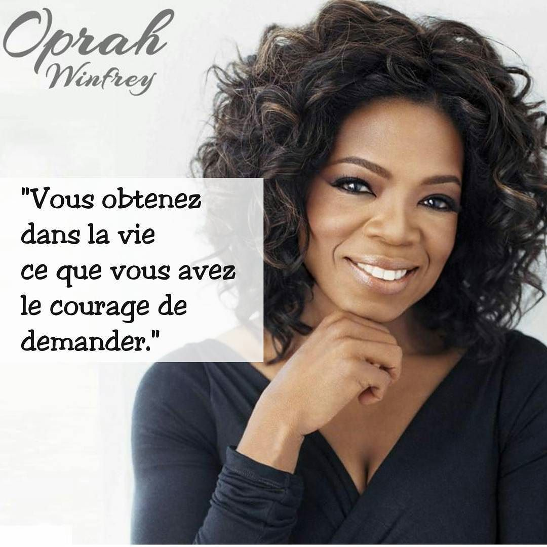 """""""You get in life what you have the courage to ask for."""" @oprah  #businesswomen #bloglife #ecommerce #instabusiness #business #businessowner #agencedigitale #femmepreneuse #webagency #webmarketing #webdesign #entrepreneur #socialmedia #socialmediamarketing #freelance #entrepreneures #entrepreneurs #blogueusemode #blogbeaute #fashionblogger #blogging #autoentrepreneur #smallbusiness"""