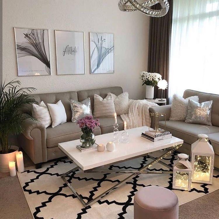 أجمل ديكور On Instagram حسابي برعايه جملة السلطان تحف وهدايا توزيعات R A H E E Bb2015 R Classic Furniture Living Room Home Decor Furniture