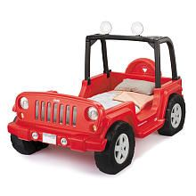 Little Tikes Jeep Wrangler Toddler To Twin Bed Toddler Twin