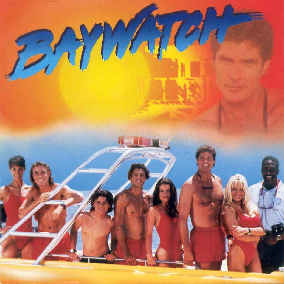 #LosVigilantesDeLaPlaya #Baywatch   Nostalgia   Baywatch ...