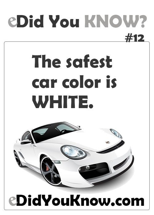 Cool Did You Know Facts Interesting Facts Did You Know - Cool fun cars