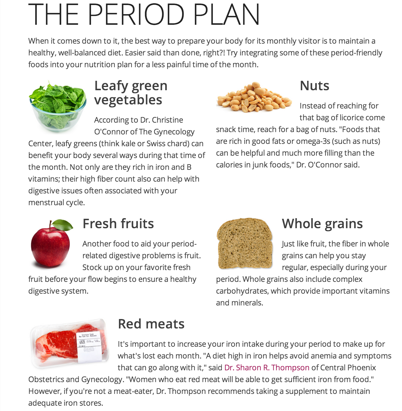 5 Foods You Should Eat During Your Period Http Www Sheknows Com Health And Wellness Articles 950629 5 Foods You Should Health Facts Food Food Food Articles