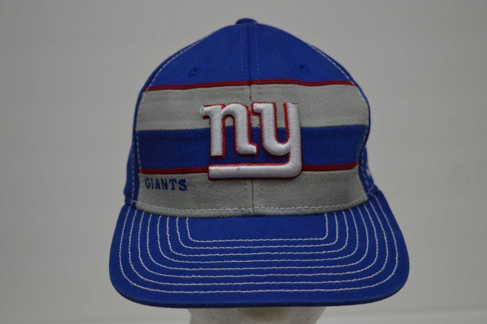 a8e299ee NY #Giants #Reebok #O'Brien #S/m #Fitted #Blue #Gray #Baseball #Cap ...