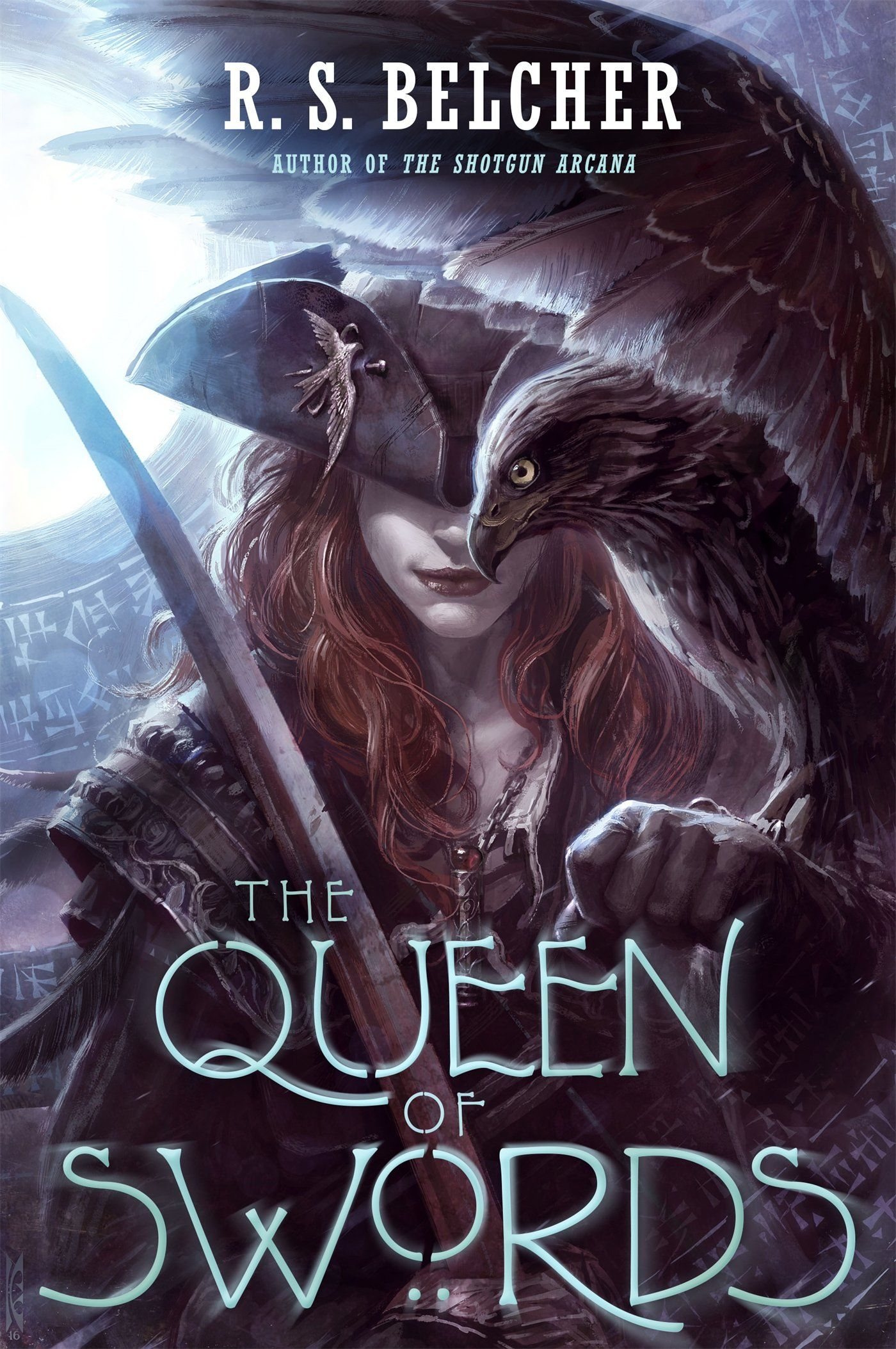 The Queen Of Swords: R S Belcher: Hardcover: 352 Pages Publisher: Tor  Books