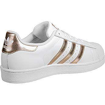 13 Adidas Supcolftwwht37 Damen SneakerWeiß Eu Superstar EDH9YeWbI2