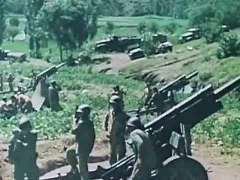 The Story of Korean War in Color (Documentary): The little known first war of the Cold War. Under the overwhelming shadow of WW2, the Korean War has hardly received the same level of historical scrutiny. But its impact lingers to this day, with a nuclear North Korea being a true world threat.