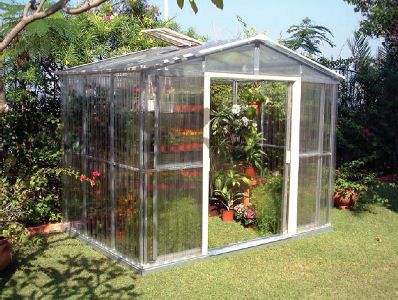 Once You've Decided To Buy A Backyard Greenhouse Part 2 400 x 300