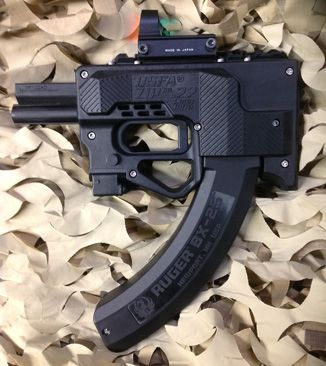 The Zip  22 pistol from USFA  Now tell me you don't just