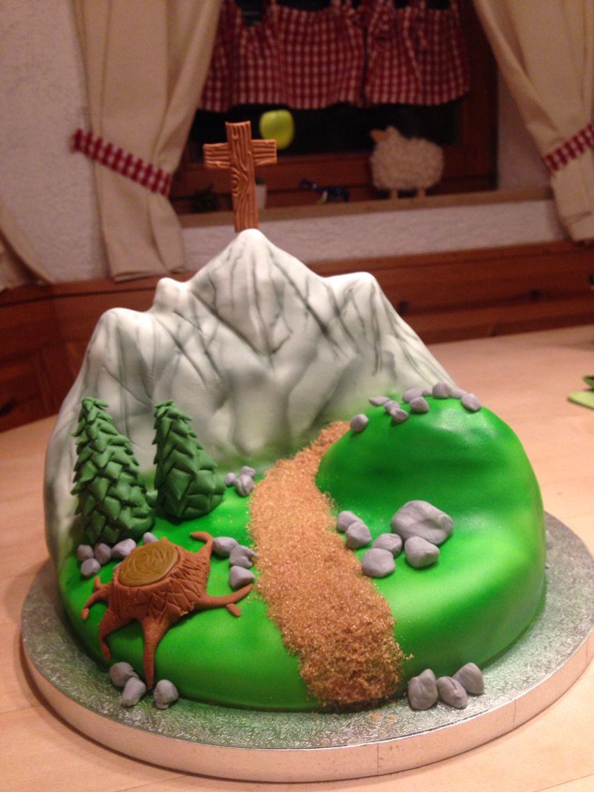 Berge Torte Bergkuchen Schone Kuchen Kuchen Und Torten