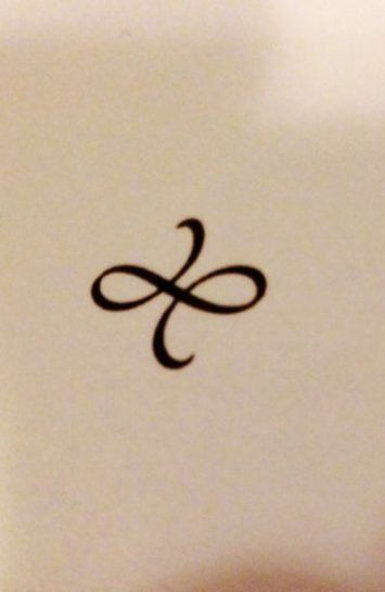 68+ Ideas Tattoo Small Friendship Infinity Symbol
