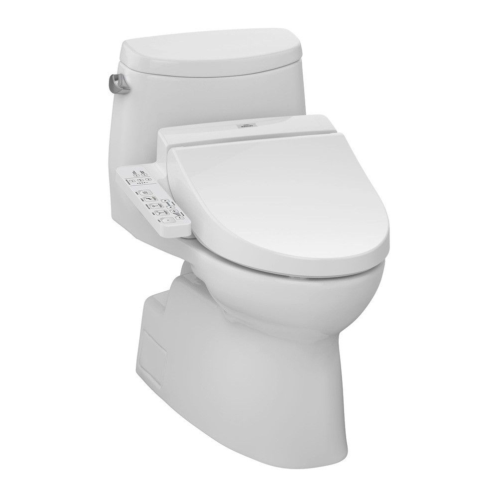 Connect+ Carlyle II Toilet and Washlet | Modern Toilets | Pinterest ...