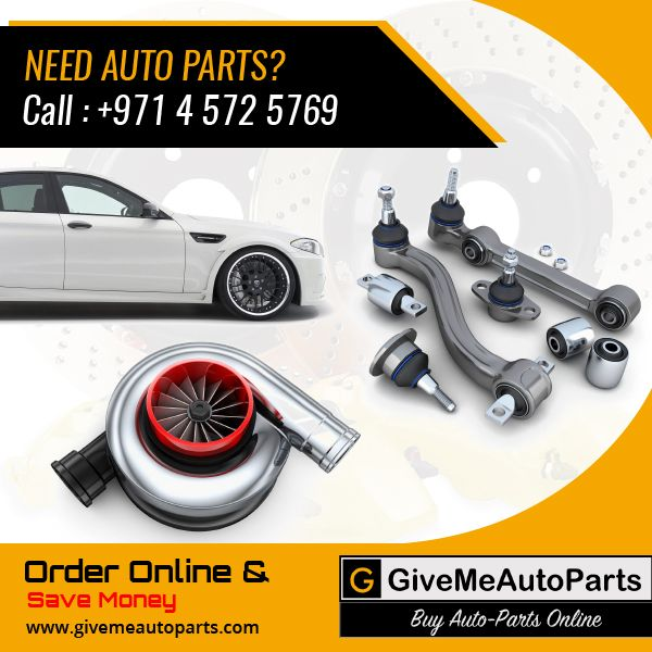 GiveMeAutoParts.com Is One Of The Leading Online Stores