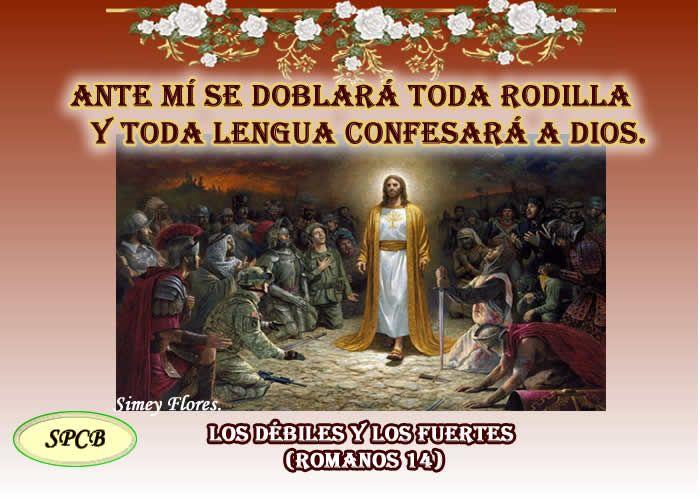 Salmos Proverbios Y Citas Bíblicas Los Débiles Y Los