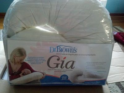 Party Of 5 And Counting Dr Brown S Gia Nursing Pillow Review
