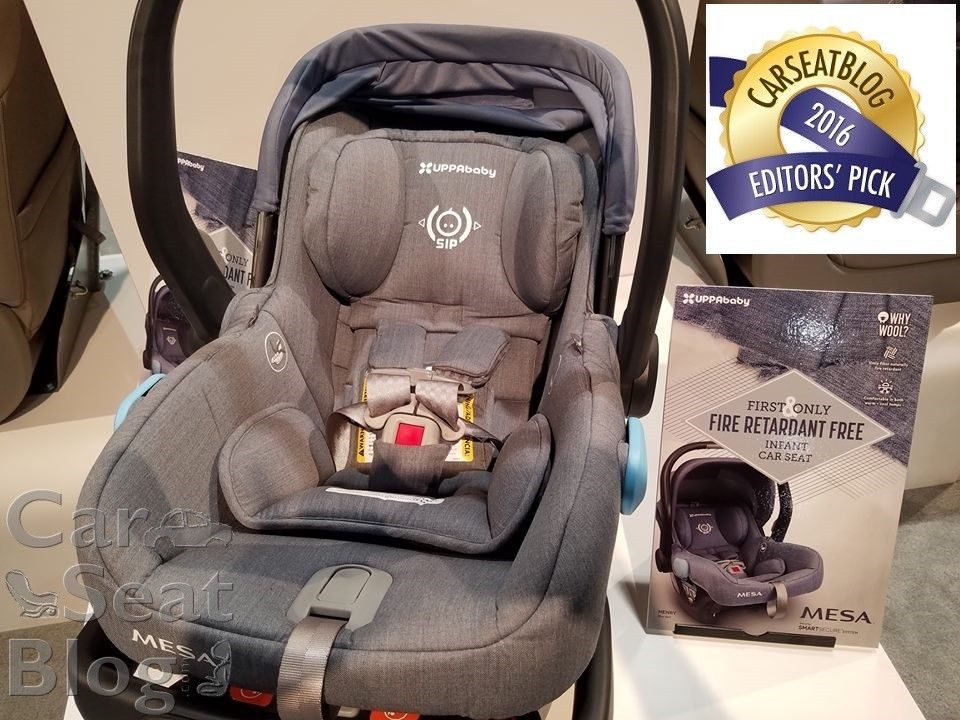 Car Seat Blog Reviews The 2017 Henry MESA And Explains Why This Naturally Flame Retardant