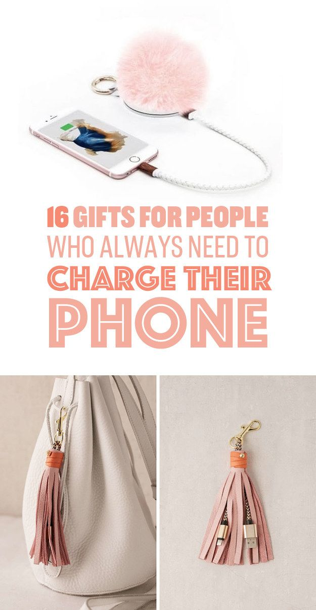 16 Gifts For People Who Always Need To Charge Their Phone Timbeta Sdv Betaajudabeta