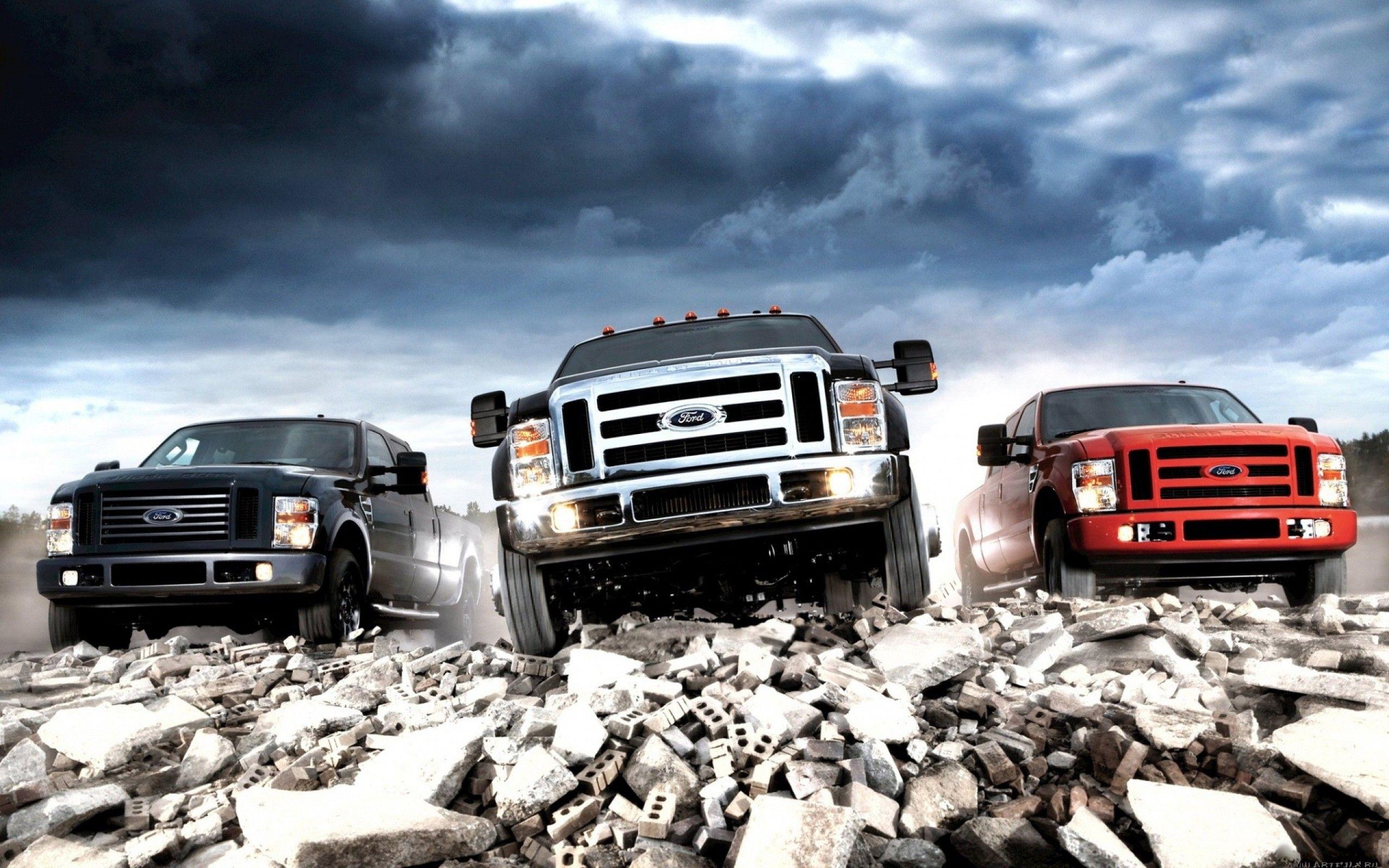 Ford Trucks Vehicles Pickup Trucks Wallpaper 2757258 Wallbase Cc Ford Trucks Diesel Trucks Truck Wallpapers
