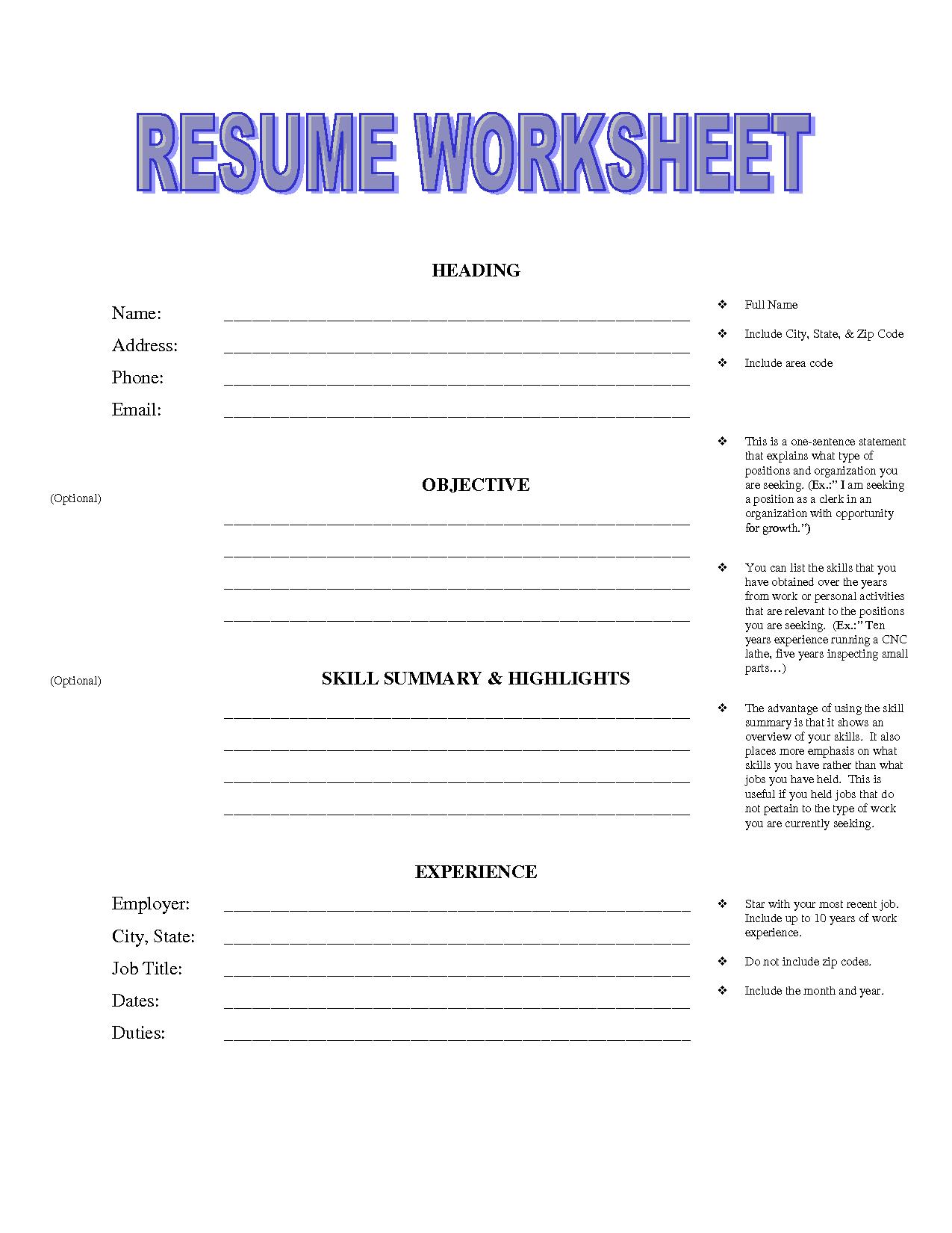 Https Images Search Yahoo Com Images View Job Resume Samples Free Printable Resume Job Resume