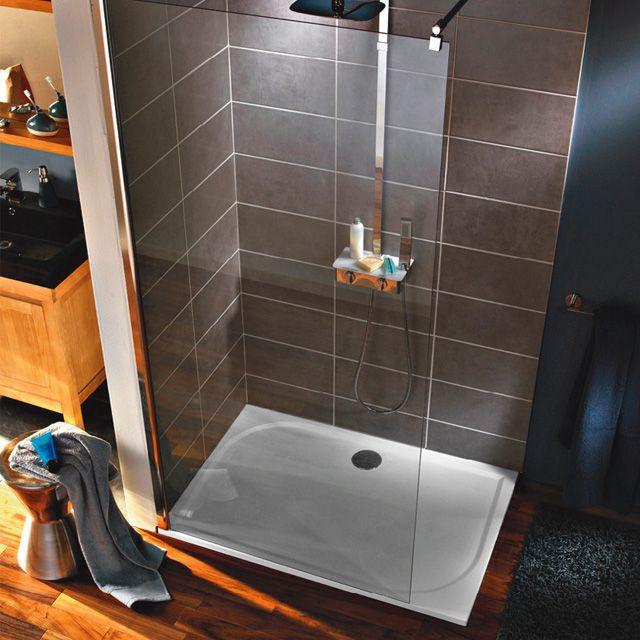 carrelage receveur douche castorama fabulous receveur de douche poser recoupable piro cooke u. Black Bedroom Furniture Sets. Home Design Ideas