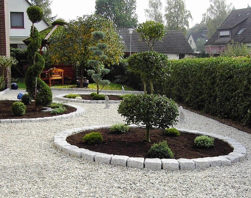 Pin von küchenchefin auf Vorgarten   Garten ideen ...