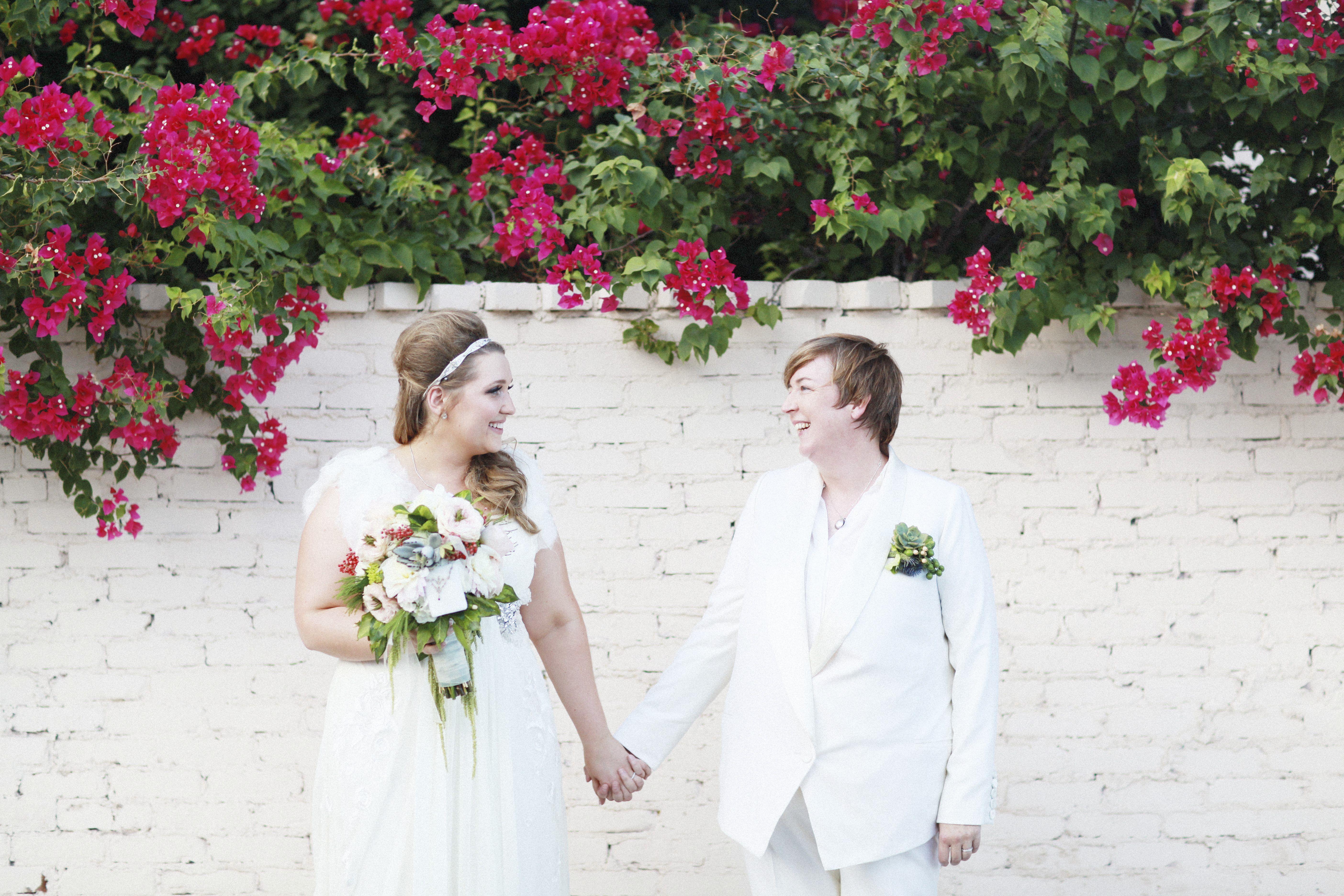 Gay marriage legal in california