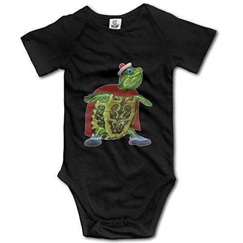 Wonder Pets Tuck Turtle Unisex Boys Girls Baby Bodysuits Onesies 100 Cotton Check Out The Image By Visiting The Baby Girl Clothes Baby Bodysuit Wonder Pets