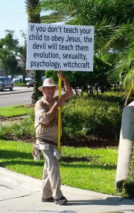 Not Psychology!!!! Religious fanatics are such idiots lol