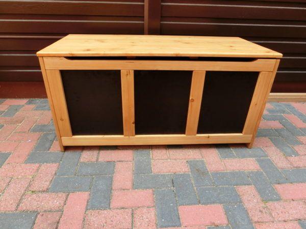 auflagenbox selber bauen ideen rund ums haus pinterest box kiste und auflagenbox. Black Bedroom Furniture Sets. Home Design Ideas