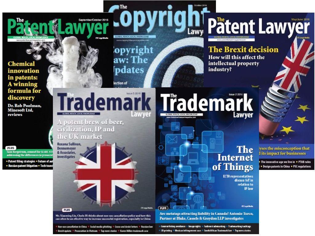 The Patent Lawyer Magazine