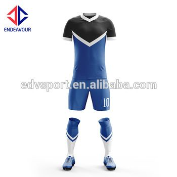 a2cb190f7ce Customize Sublimation soccer jersey set uniform