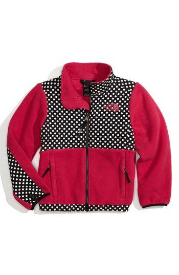 the north face denali jacket little girls ledie addison rh pinterest com