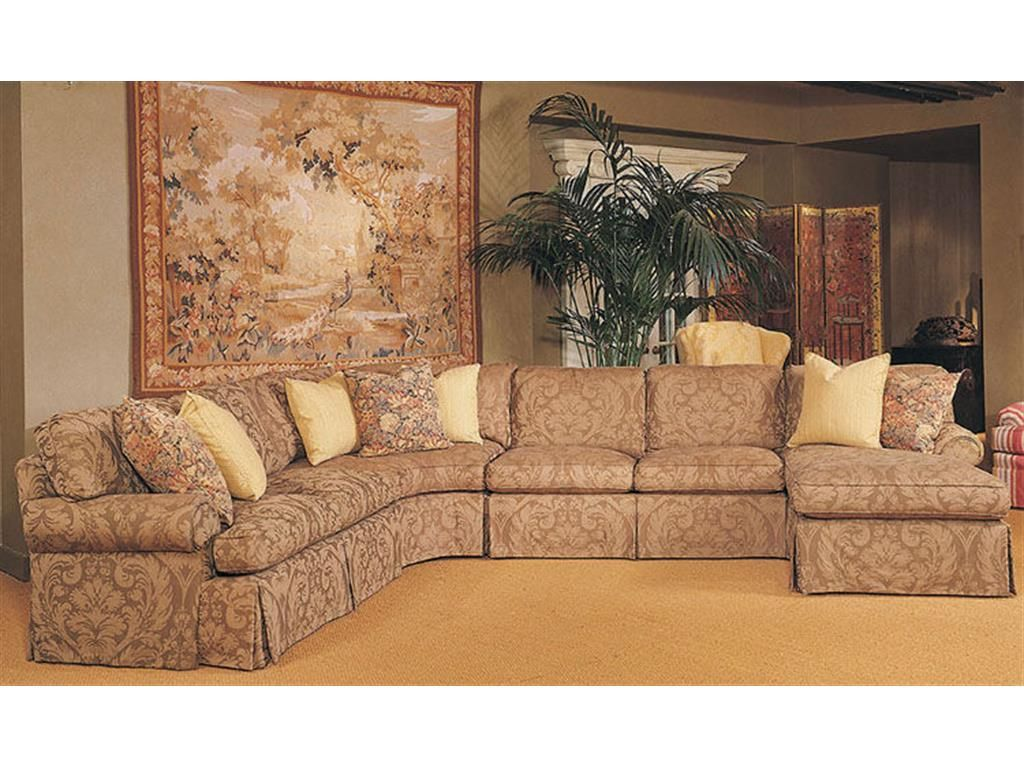 Century Furniture Living Room 2000 Series Sectional 20 Series Sectional Living Room Sectional Furniture Living Room Furniture