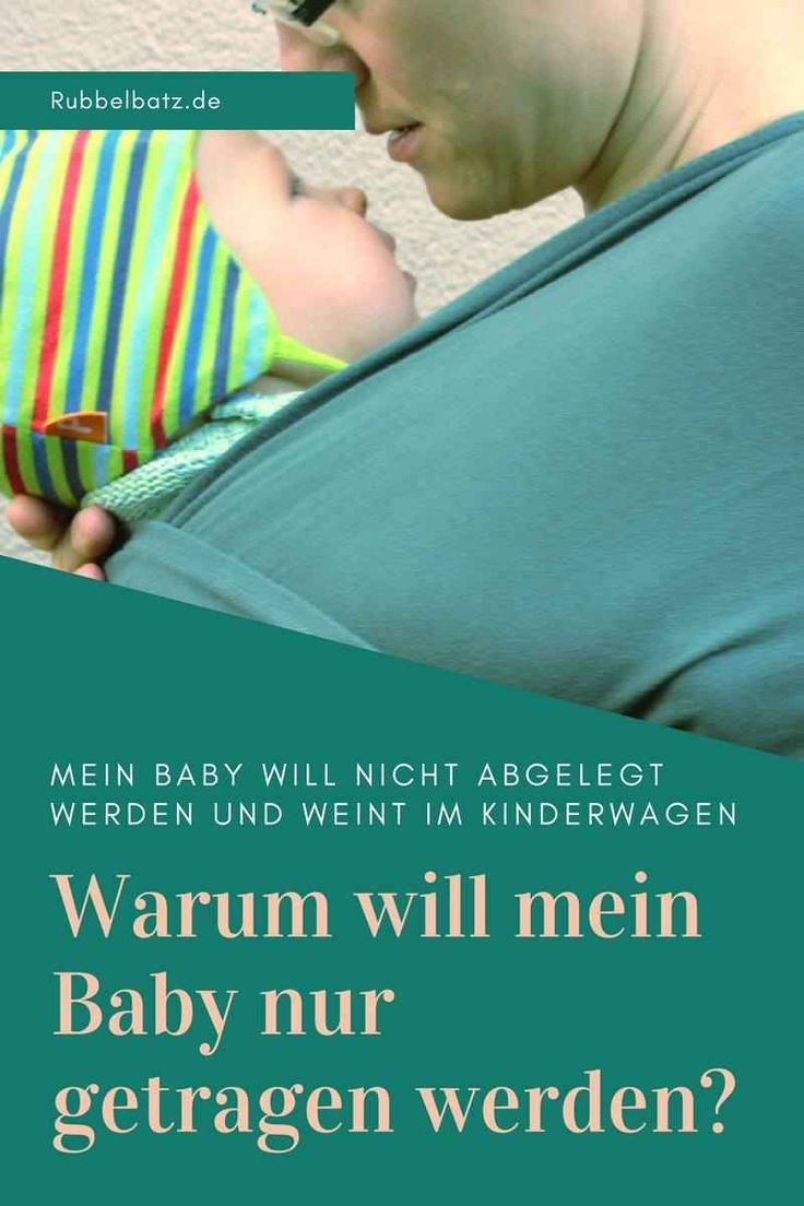 Baby Schläft Nur In Trage