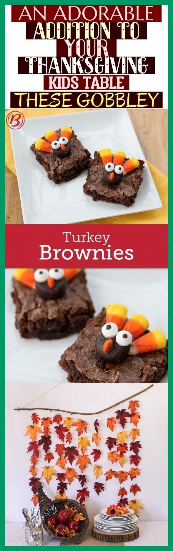 Photo of An Adorable Addition To Your Thanksgiving Kids' Table These …