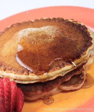 Buttermilk Pancakes Buttermilk Pancakes Dessert Recipes Food