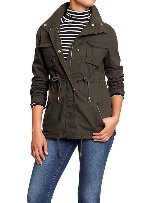 J crew field jacket dupe