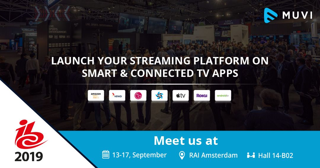 Build smart & connected TV apps and reach millions of