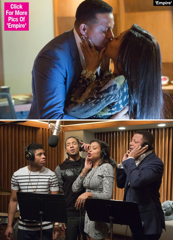 Empire Stars Hookup In Real Life