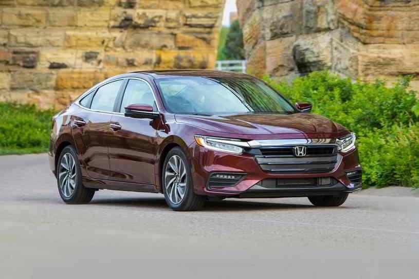 هوندا انسايت 2020 الجديدة تصنف في فئة السيارات الهجين والكهربائية تتميز بتكنولوجيا أمان قياسية وإقتصادية مذهلة في إستهلا In 2020 Honda Insight Honda Accord Sport Honda
