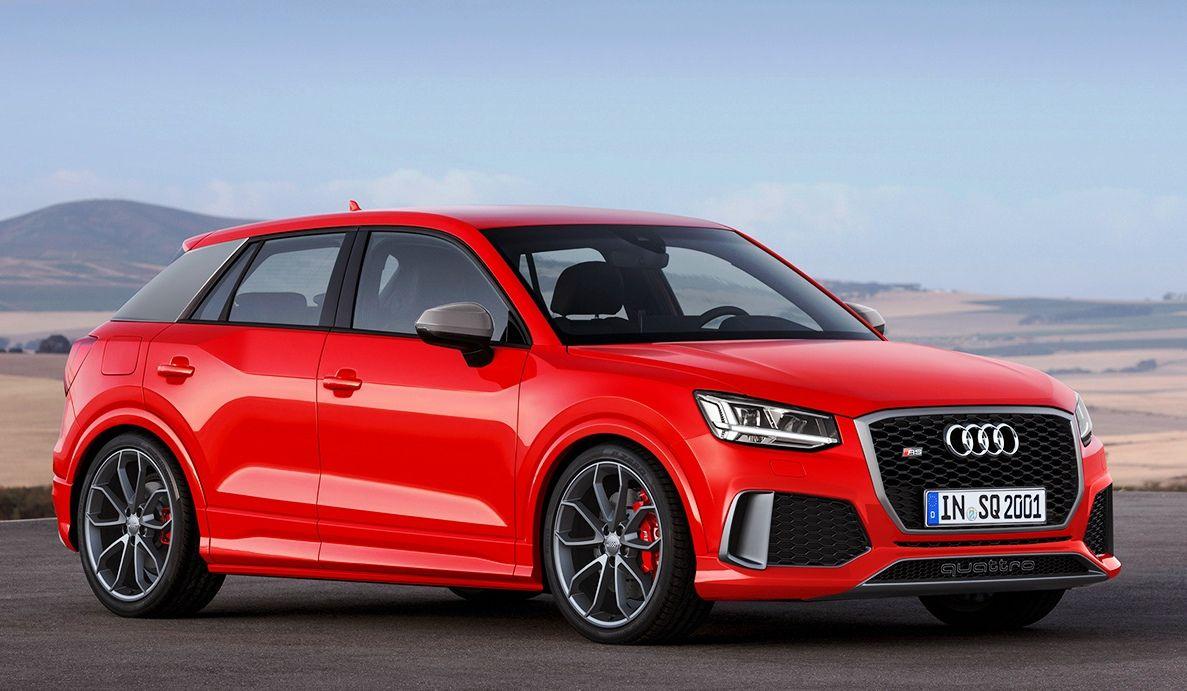 2019 Audi Q2 Release Date