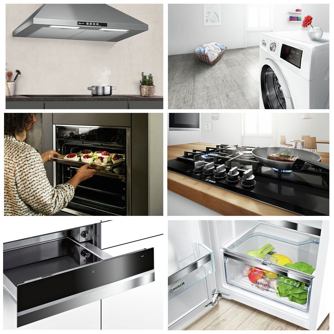 We Supply All The Finest Kitchen Appliances You Require To Get The