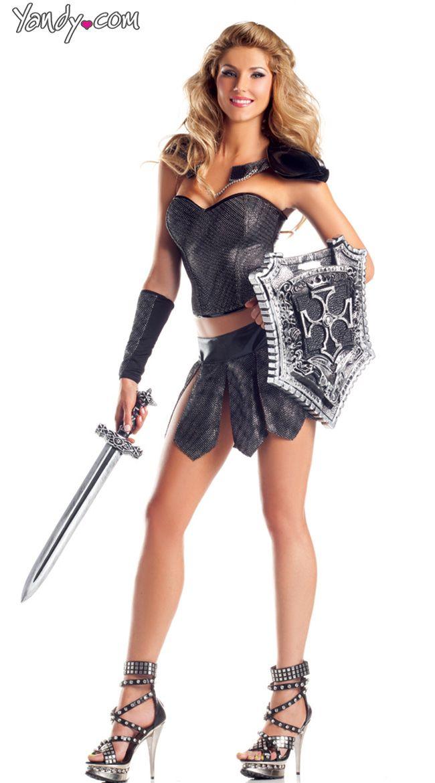 gorgeous gladiatrix costume sexy gladiator costume for. Black Bedroom Furniture Sets. Home Design Ideas