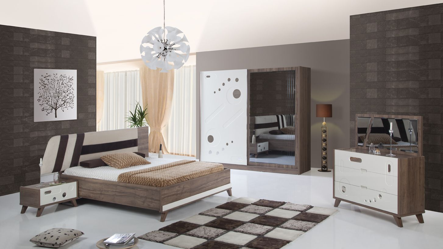 bedroom modern furniture turkey - Modern Trkis