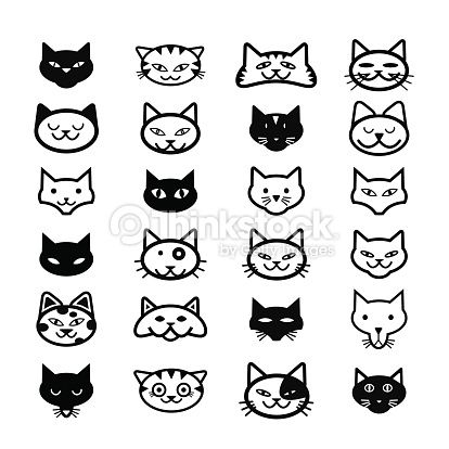Cute Grey Tabby Cat Head Cat Clipart Cat Icons Cute Icons Png Transparent Clipart Image And Psd File For Free Download Kitten Cartoon Cat Icon Cute Cartoon Drawings
