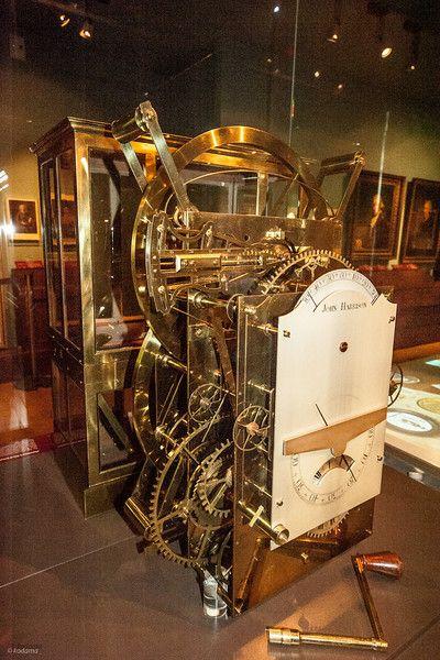 John Harrison S H3 Clock Preamble To Gps Antique Clock Antique Clocks Clock