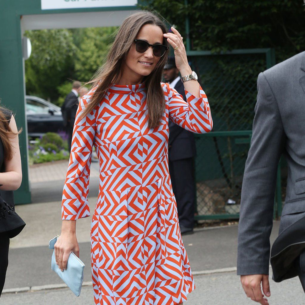 Pippa Middleton Pulled Out a Chic Fourth of July Dress You Didn\'t ...