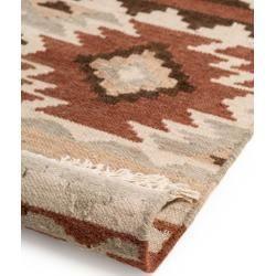 benuta hand-woven kilim Zohra Multicolor 200x300 cm - Modern colorful carpet for living room ,  #200x300 #benuta #Carpet #colorful #Handwoven #Kilim #Living #Modern #multicolor #Room #warmhomedecormodern #Zohra